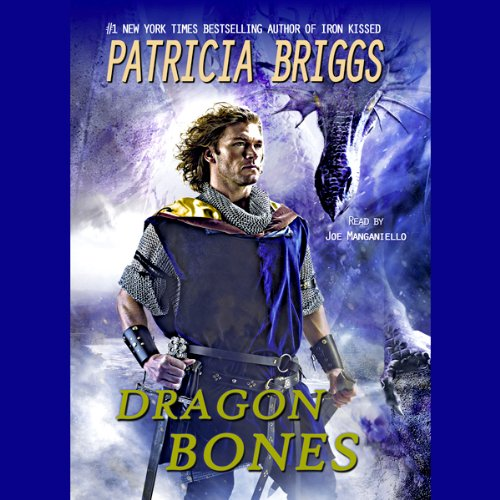 Dragon Bones     The Hurog Duology, Book 1              By:                                                                                                                                 Patricia Briggs                               Narrated by:                                                                                                                                 Joe Manganiello                      Length: 8 hrs and 56 mins     702 ratings     Overall 4.4