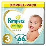 Pampers Premium Protection Windeln, Gr. 3, 66 Windeln