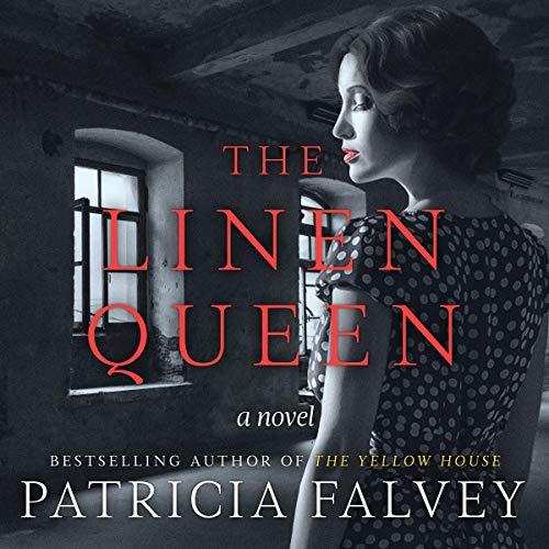 The Linen Queen audiobook cover art