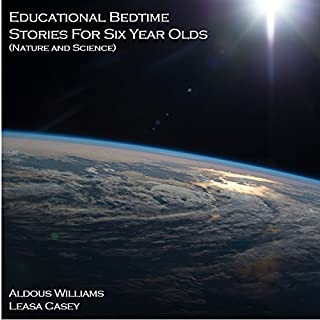 Educational Bedtime Stories for Six Year Olds (Nature and Science) cover art