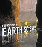 Foundations of Earth Science (Masteringgeology)