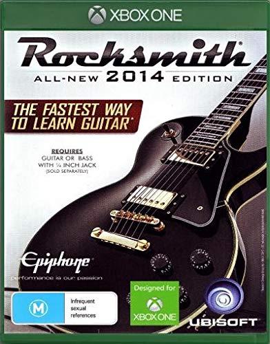 Rocksmith 2014 (con cable de tono real) Xone