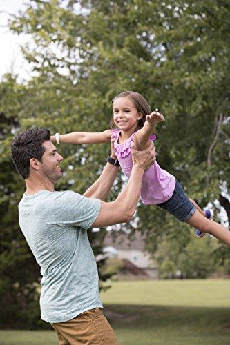 Garmin vivofit Jr –Tracker de actividad para niños, blanco