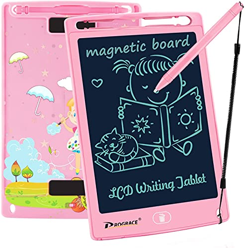 PROGRACE LCD Writing Tablet for Kids Learning Writing Board LCD Writing Pad...