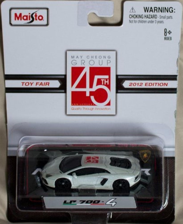 Maisto Limited Edition Toy Fair 2012 1 64 Diecast Lamborghini Aventador LP 700-4 by Maisto