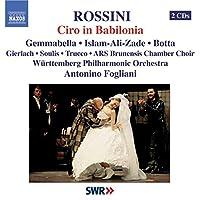 Ciro in Babilonia (Rossini in Wildbad)