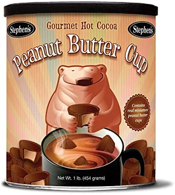 Title Stephen s Gourmet Hot Cocoa Peanut Butter 16 oz Pack of 2 product image