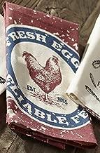 Olivia's Heartland Farm Feed Dishtowel