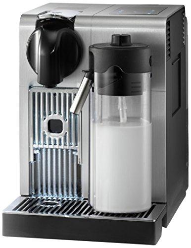 Nespresso Lattissima Pro Espresso Machine by De'Longhi, Brushed Aluminum (Renewed)