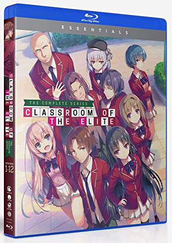 Classroom of the Elite: The Complete Series [Blu-ray]