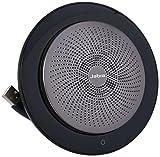 Jabra Speak 710 UC Altavoz Universal Negro, Plata USB/Bluetooth - Altavoces (Universal, Negro, Plata, Portable, 30 m, 70 dB, 1 m)