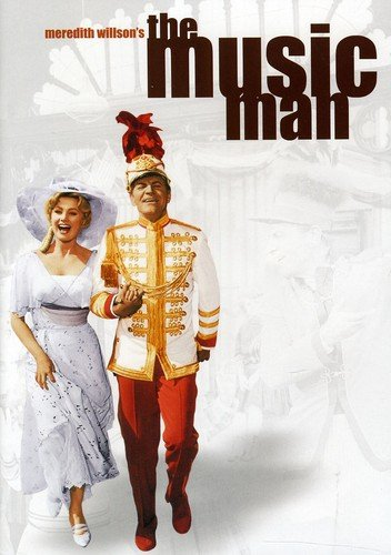 Music Man, The (DVD) (Rpkg)
