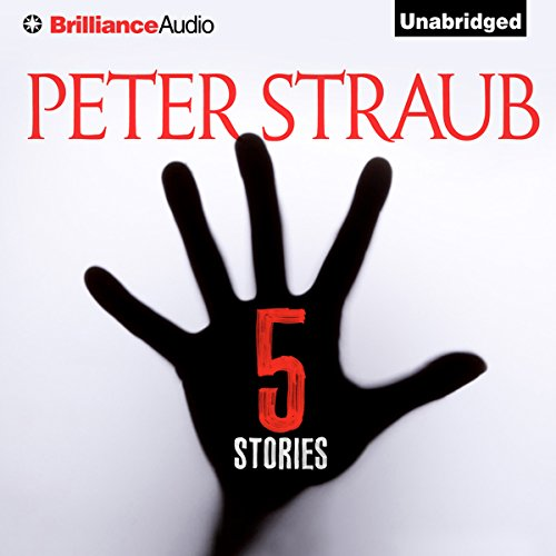 5 Stories audiobook cover art