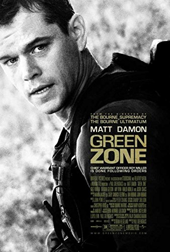 Green Zone Movie Poster (27,94 x 43,18 cm)