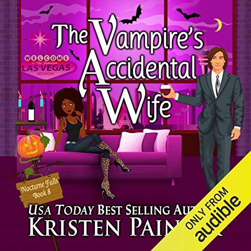 The Vampire's Accidental Wife Titelbild