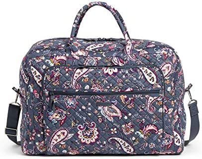 Vera Bradley Signature Cotton Grand Weekender Travel Bag Felicity Paisley product image