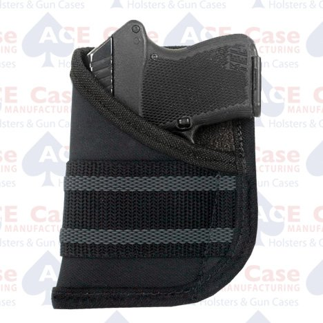 Ace Case S&W Bodyguard 380 Sticky Grip Band Pocket Holster - Made in U.S.A.