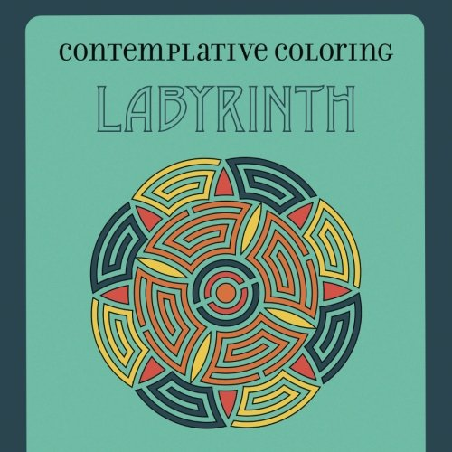 Contemplative Coloring: Labyrinth