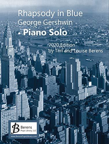 Price comparison product image Rhapsody in Blue 2020 Edition Piano Solo