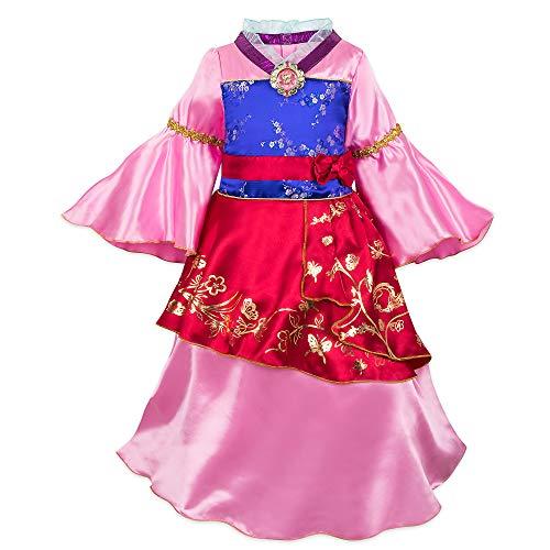 Disney Mulan Costume for Kids Size 9/10 Multi