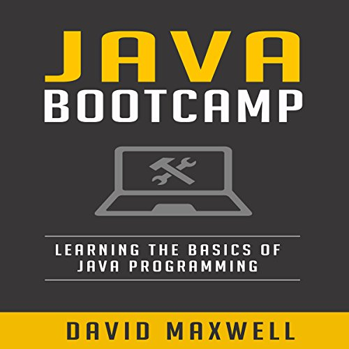 Java: Programming Bootcamp audiobook cover art