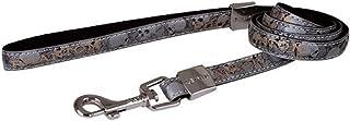 Envy Phantom Laisse Simple Doogy 15mm 1,2m noir//gris