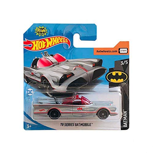 Mattel cars Hot Wheels TV Series Batmobile Batman 118/250 2019 Short Card