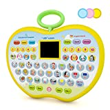Eala Education Toy for Kids Girls, Tablet Toys for 1-3 Year Old Girls