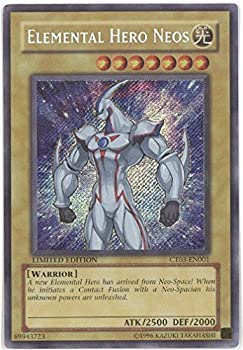 Yu-Gi-Oh! - Elemental Hero Neos  CT03-EN001  - 2006 Collectors Tins - Limited Edition - Secret Rare