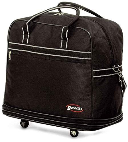 BENZI-BZ2383-Bolso de viaje extensible de 41 cm. Poliester