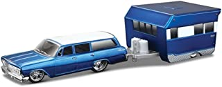 Maisto 1:64 Scale - Tow & Go Car Trailer - Blister Pack - Assorted