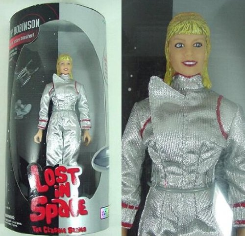 Lost in Space: Judy Robinson w/Twin Laser Blaster
