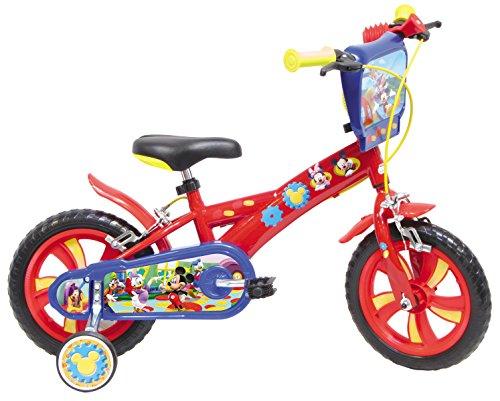 Mondo - 25112.0 - Vélo - Mickey - 12 Pouces