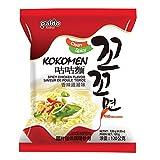 Kokomyun Hot Spicy Chicken Soup Noodle Ramen 4.23 Oz X 5 Packs...