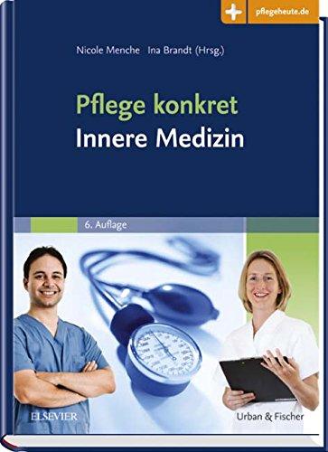 Pflege konkret Innere Medizin