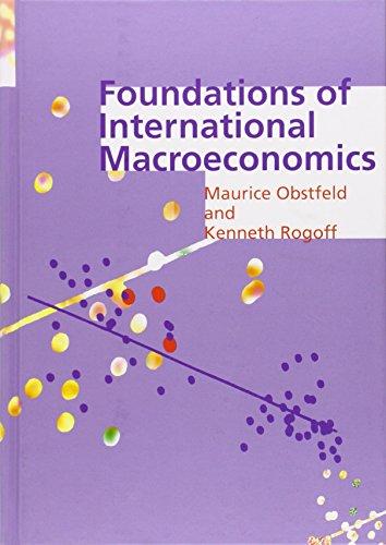 Foundations of International Macroeconomics (The MIT Press)