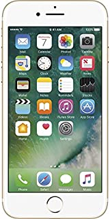 Apple iPhone 7 32GB Gold Smartphone Verizon Unlocked (Renewed)