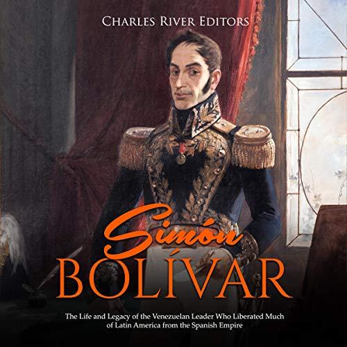 Simón Bolívar  By  cover art