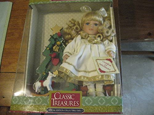 Classic Treasures Special Edition Collectible Doll Christmas Collection