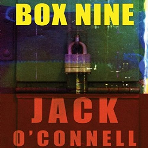 Box Nine audiobook cover art