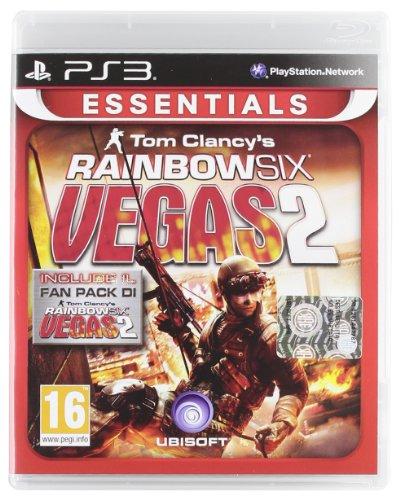 RAINBOW SIX VEGAS 2 ESSENTAIALS PS3