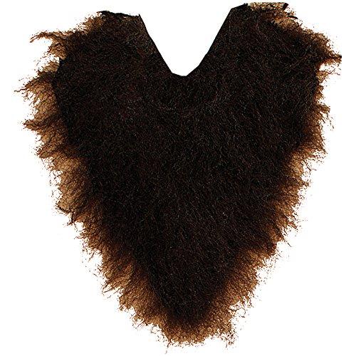 Brusthaare Körperbehaarung Brust Perücke 70er Jahre Haare Pelz Behaarung
