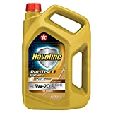 Texaco Havoline ProDS F 5W-20 Fully Synthetic Engine Oil - 4 Litres