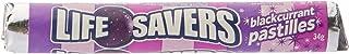 Life Savers Blackcurrant Pastilles, 24 x 34 Grams