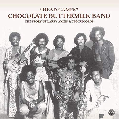 HEAD GAMES (THE STORY OF LARRY AKLES & CBM RECORDS) [Vinilo]