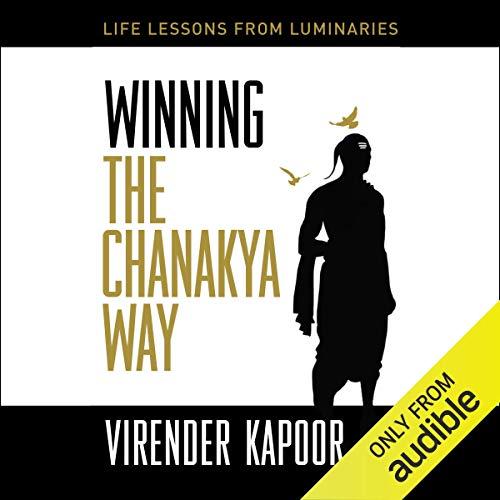 Winning the Chanakya Way cover art
