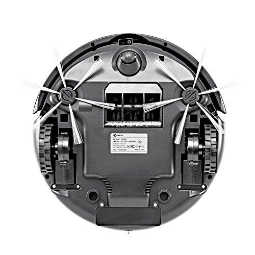 KOBOT Slim Series Robot Vacuum, Gun Metal