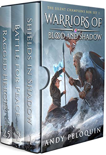 Warriors of Blood and Shadow: A Military Epic Fantasy Series (The Silent Champions Box Set Book 1) (English Edition)
