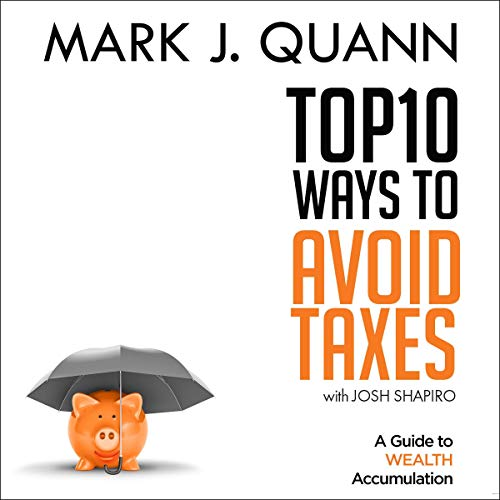 Top 10 Ways to Avoid Taxes cover art