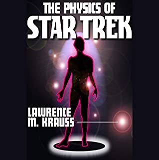 The Physics of Star Trek audiobook cover art